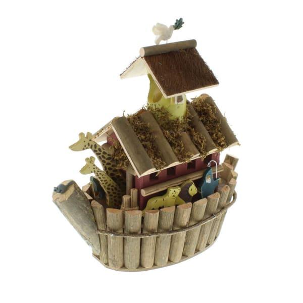 Noah's Ark Birdhouse