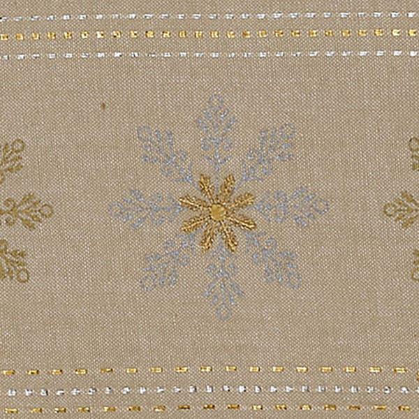 Snowflake Sparkle Set of 4 Dishtowels