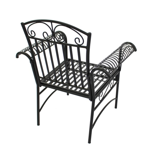French Quarter Metal Outdoor Chair