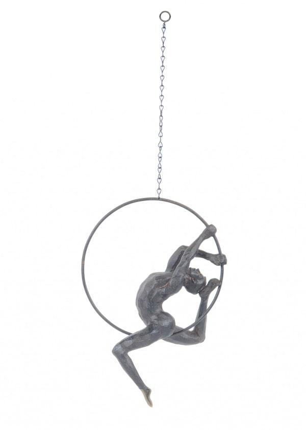 Rings Man Decorative Sculpture