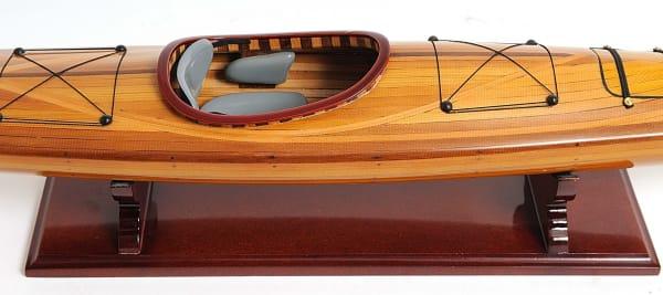 Kayak Model Rich Cedar Model