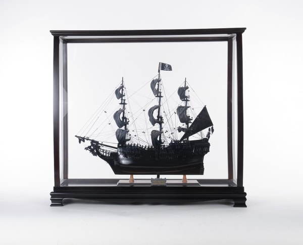 Display Case for Tall Ship Models