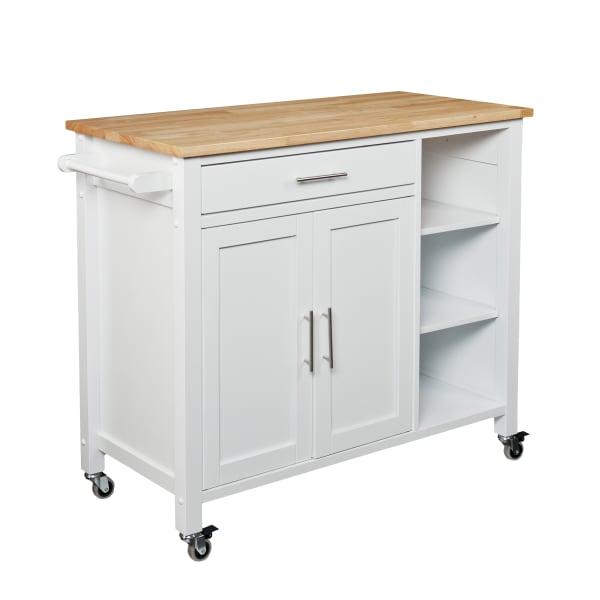 Orville Kitchen Cart