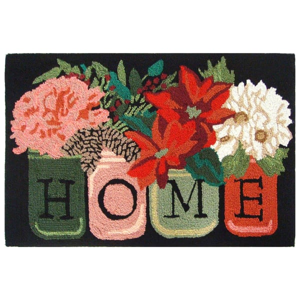 Holiday Home Outdoor Rug 2'6