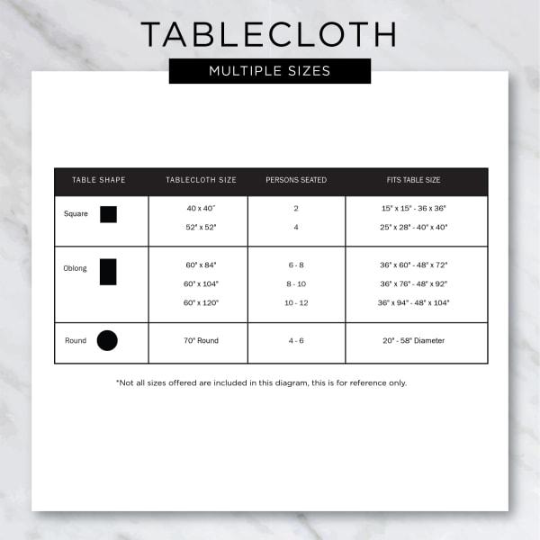 Americana Plaid Tablecloth 60x104