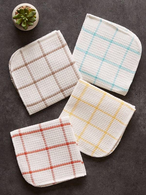 Aqua Scrubber Set of 6 Dishcloths