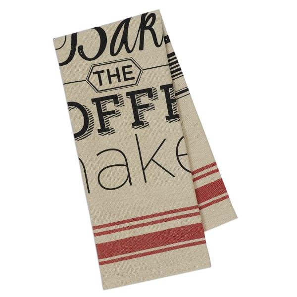 Kitchen Textile Collection, Potholder & Dishtowel Gift Set, Butcher Block Plaid 4 Piece
