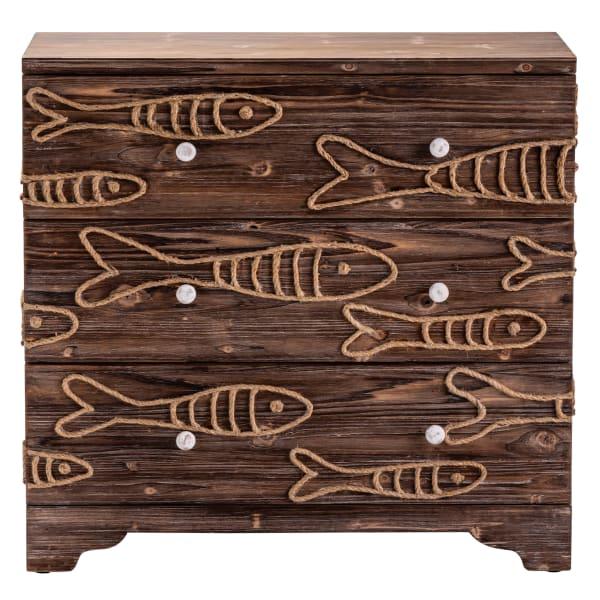 Oceana Coastal Fish Cabinet