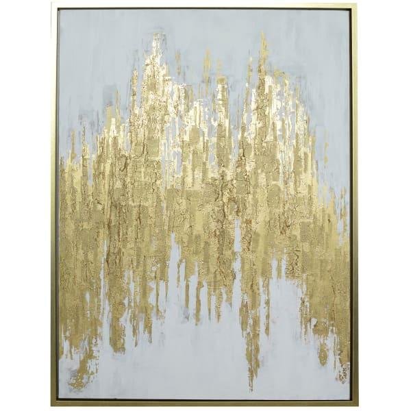Manhattan Framed Canvas Wall Art