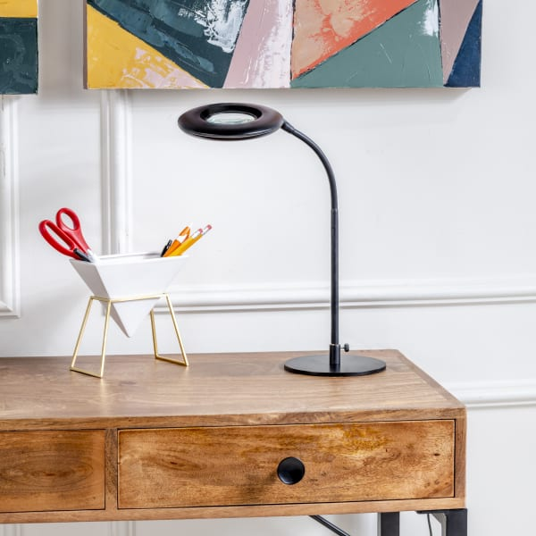 Orion LED Task Table Lamp with Clamp