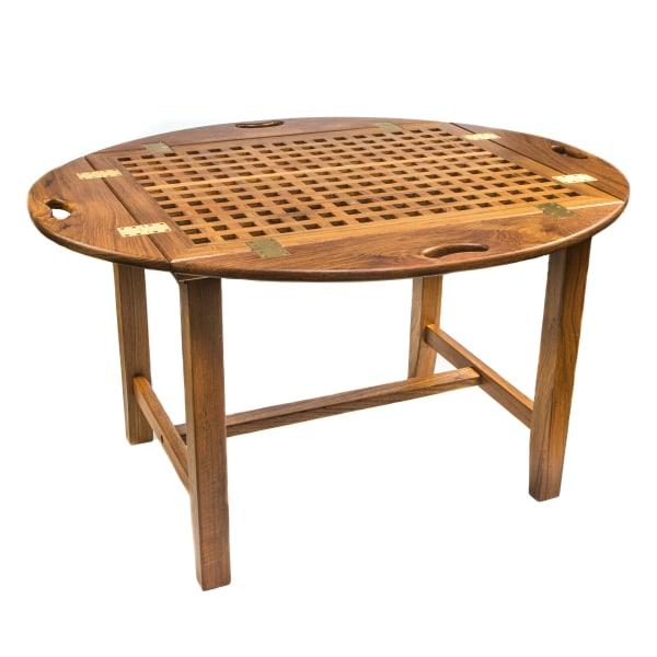 Teak Butler's Table