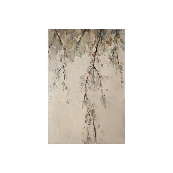 Casual Shade I Wrapped Canvas Wall Art