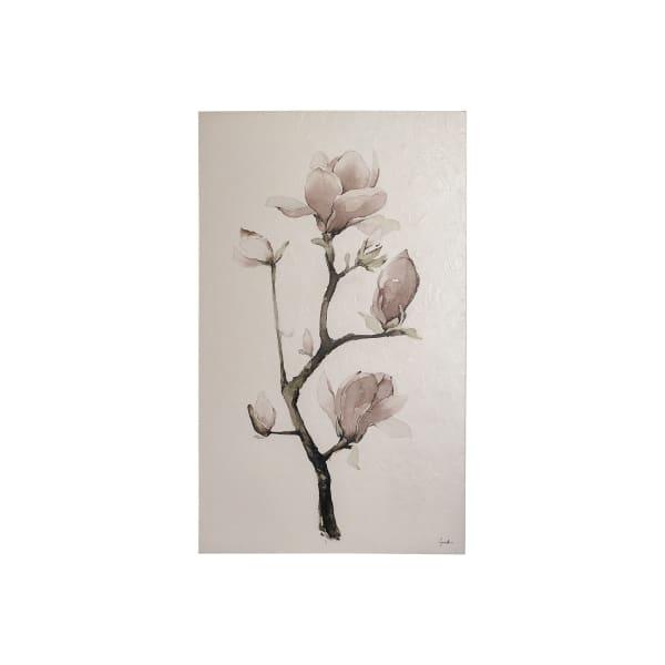 Magnolia I Wrapped Canvas Wall Art