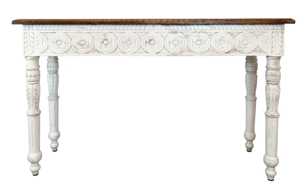Bay Hand-carved Console Table