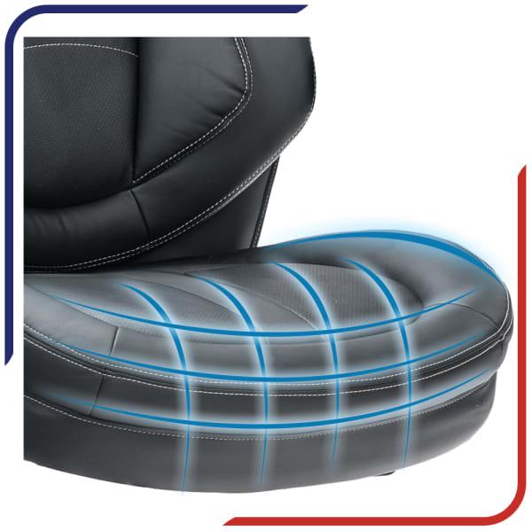 Negro Executive Chair