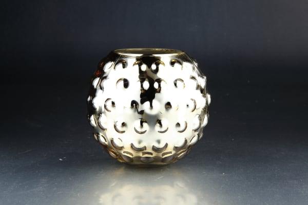 Champagne Gold Vase