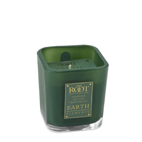Root Candles Elements 5 oz. Candle, Earth