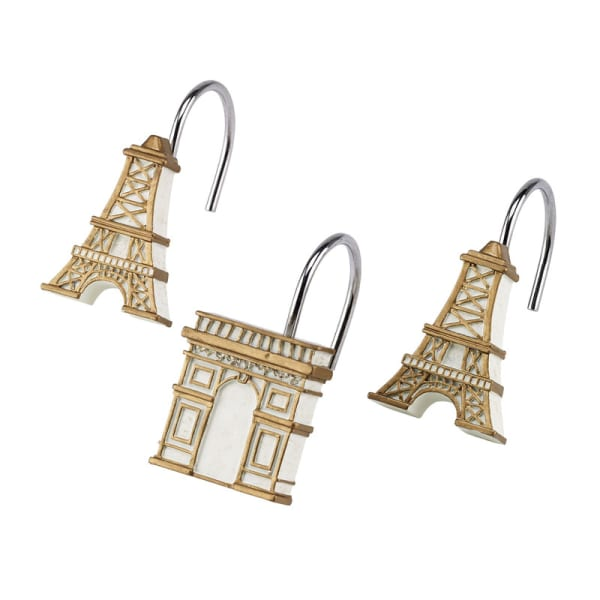 Paris Botanique Shower Hooks