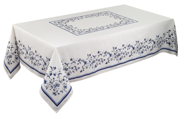 Blue Portofino Table Cloth