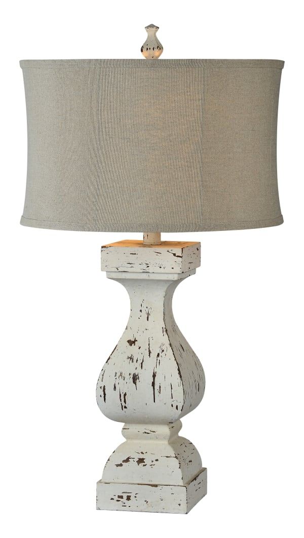 Eloise White Set of 2 Table Lamps