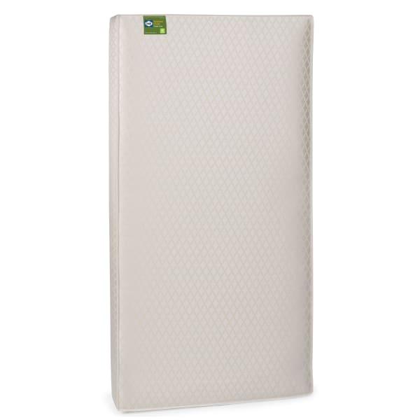 Soybean Plush Foam Crib Mattress