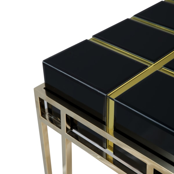 Tuxedo Console Table