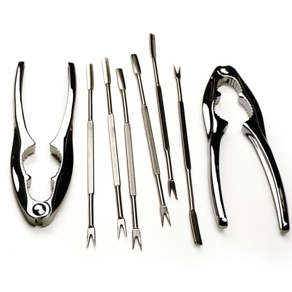 Seafood 8 Pieces Tool Set