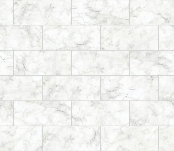 Marble Tile Peel and Stick Backsplash