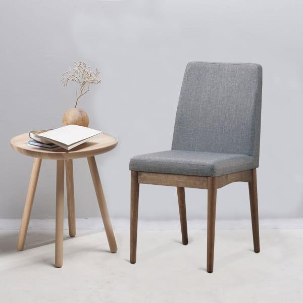 Eindride Mid Century Modern Side Chair Set Of 2