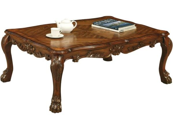 Dresden Coffee Table, Cherry Oak