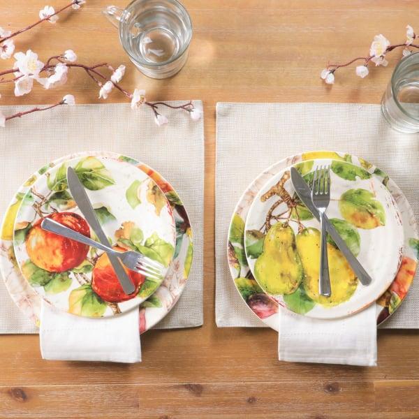 Pier 1 Verona Salad Plate Set of 4
