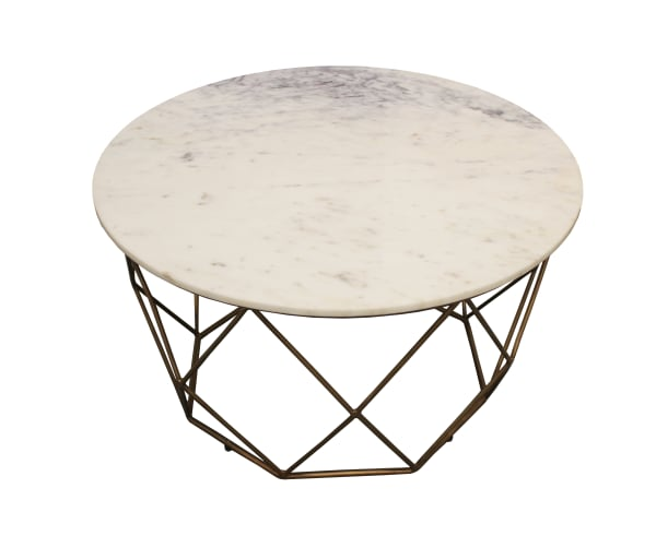 Sierra Round Cocktail Table