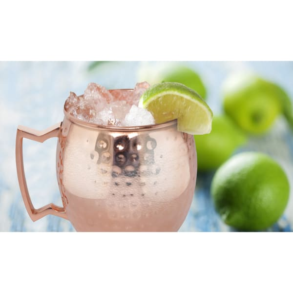Epicureanist Moscow Mule Set of 2 Mugs
