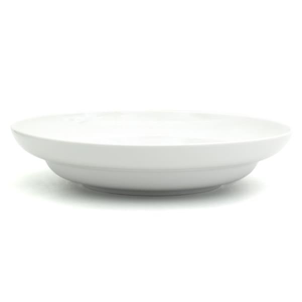 Essential White 5 Piece Serve Set & Pasta Bowls