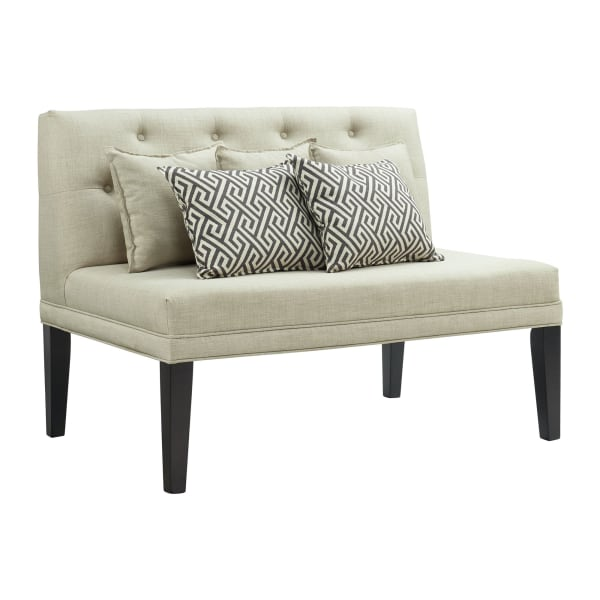 Mara Loveseat with Five Pillows