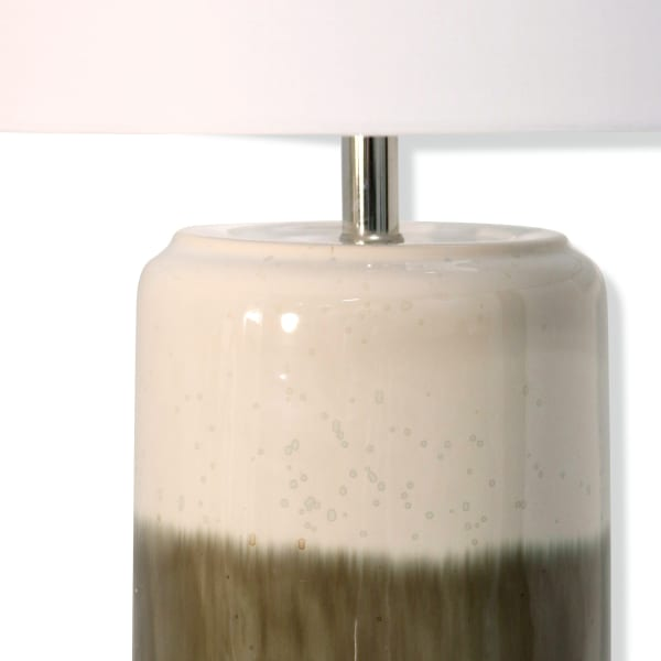 St.Louis Khaki Table Lamp