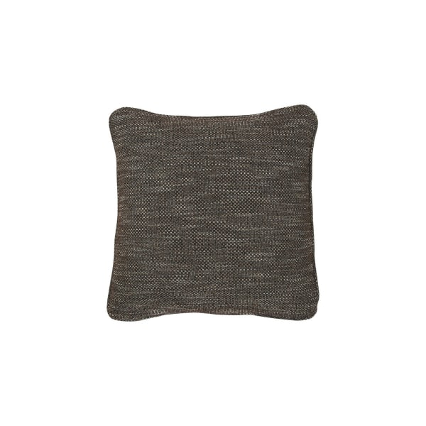 Polyester Wrapped Brown Set of 4 Accent Pillows