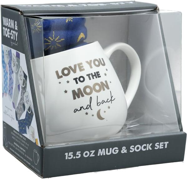 Love You - Mug and Sock Set