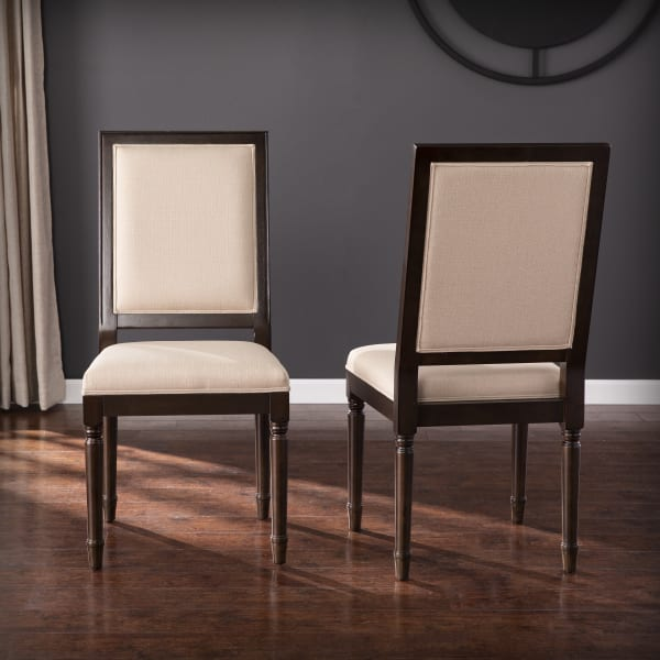 Durham Set of 2  Dining Chairs