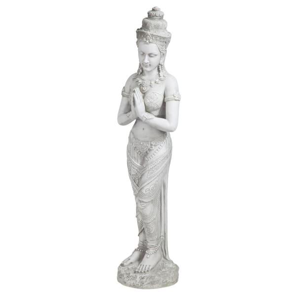 Thai Teppanom Beautiful Being Statue
