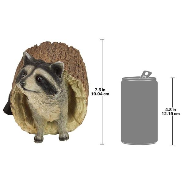 Bandit The Raccoon Statue