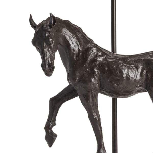 Tucker Western Horse Table Lamp