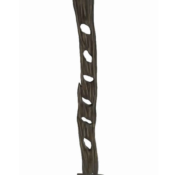 Contemporary Wooden Art Sculpture