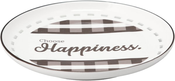 Happiness Appetizer Plate