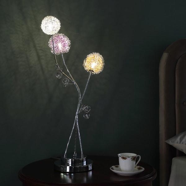 Zeus Metal LED Table Lamp