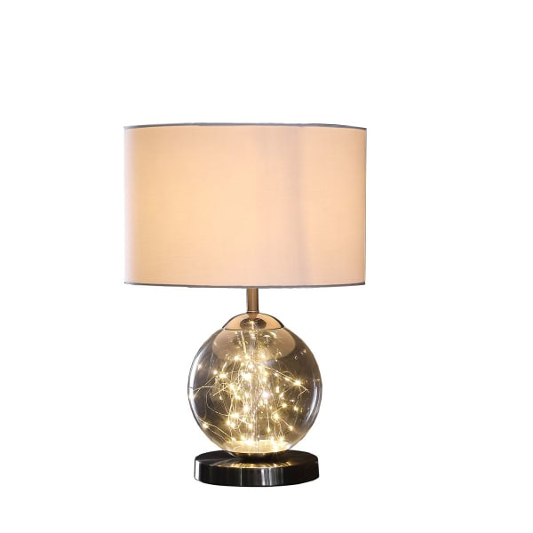 Athena Glass LED Table Lamp