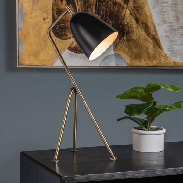 Keaton Tripod Desk Lamp