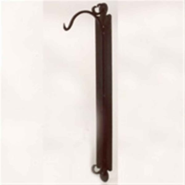 Rustic Style Metal Black Wall Hook