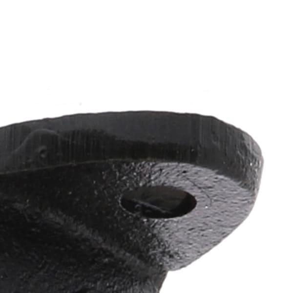 Swivel Ring Metal Small Black Utility Hook