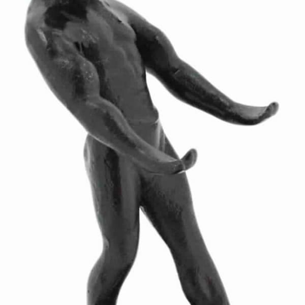 Strongman Cardholder Sculpture